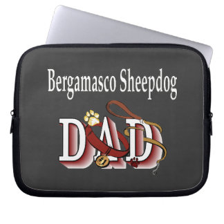 Bergamasco Sheepdog Dad Computer Sleeve