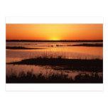 Bergantín NWR en Sunset.jpg Postales