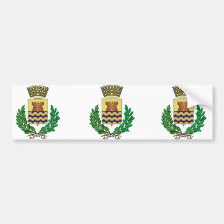 Bergeggi Stemma, Italy Car Bumper Sticker