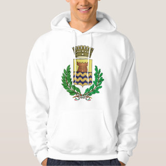Bergeggi Stemma, Italy Hooded Sweatshirt
