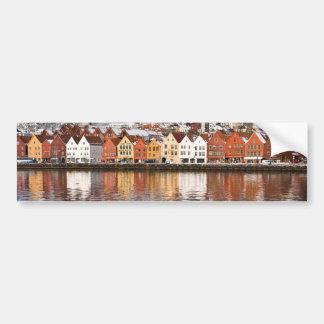 Bergen Bumper Sticker