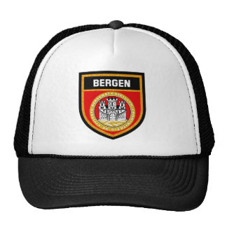Bergen Flag Trucker Hat