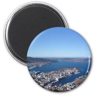 Bergen Imán Redondo 5 Cm