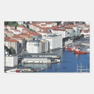 Bergen, Noruega Rectangular Altavoces