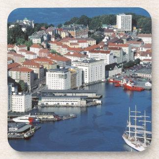 Bergen, Noruega Posavasos