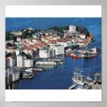Bergen Noruega Posters