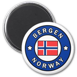 Bergen Norway Magnet