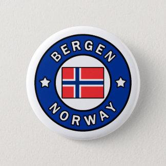 Bergen Norway Pinback Button