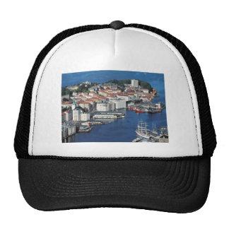 Bergen, Norway Trucker Hat