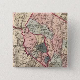 Bergen, Passaic Cos, NJ Button