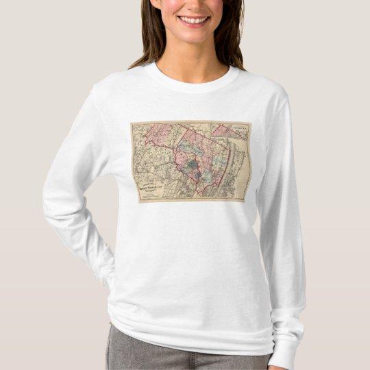Bergen, Passaic Cos, NJ T-Shirt