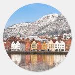 Bergen Pegatina