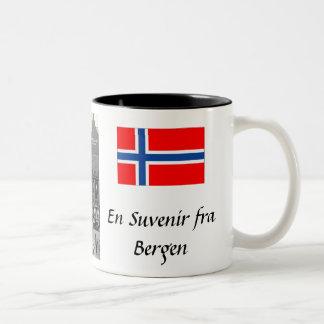 Bergen Souvenir Mug