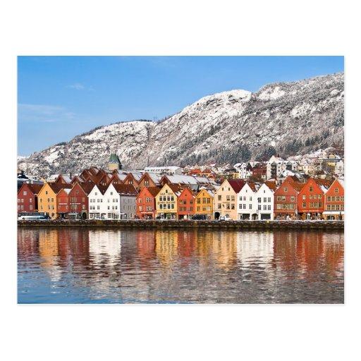 Bergen Tarjetas Postales