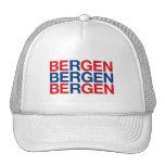 BERGEN TRUCKER HATS