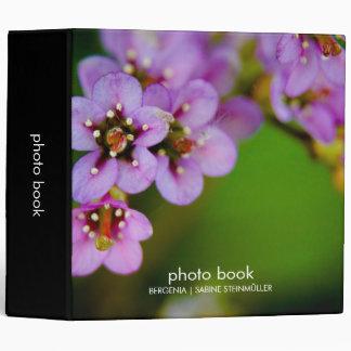 Bergenia • Photo Book Binder