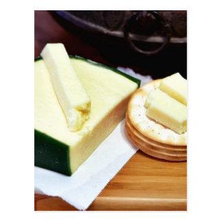 Bergenost Cheese Postcard