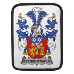 Bergenstrahle Family Crest Sleeves For iPads