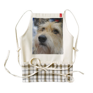 Berger Picard Dog Zazzle HEART Apron