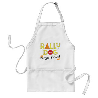 Berger Picard Rally Dog Adult Apron