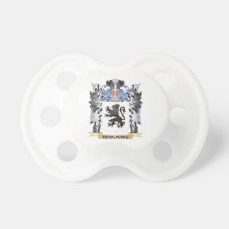 Bergmann Coat of Arms - Family Crest BooginHead Pacifier