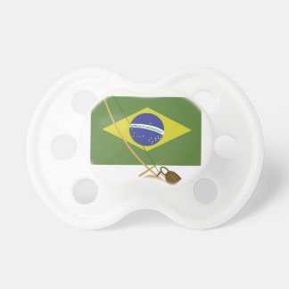 Berimbau Instrument Pacifier