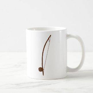 Berimbau Mug: Brown