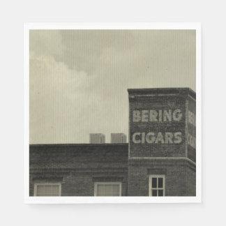 Bering Cigars Napkin