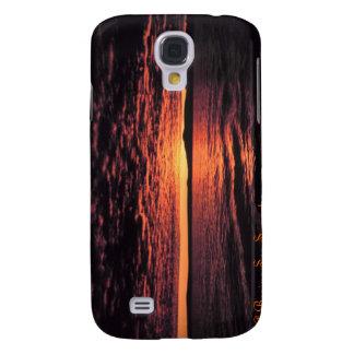 Bering Sea Sunset Samsung Galaxy S4 Case