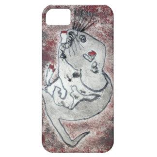 Berka, The Cool Chick iPhone 5 Case