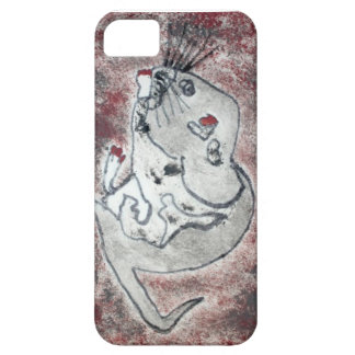 Berka, The Cool Chick iPhone SE/5/5s Case