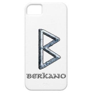 Berkano rune iPhone 5 cover