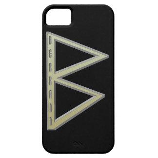Berkano Rune gold iPhone SE/5/5s Case