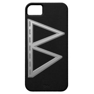 Berkano Rune grey iPhone SE/5/5s Case