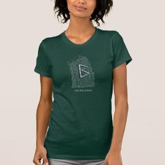 Berkano rune on east Rok runestone T-Shirt