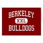 Berkeley - Bulldogs - Middle - Williamsburg Card