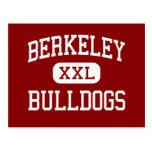 Berkeley - Bulldogs - Middle - Williamsburg Post Cards