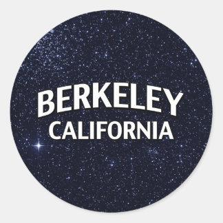 Berkeley California Sticker