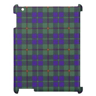 Berkeley clan Plaid Scottish kilt tartan iPad Covers