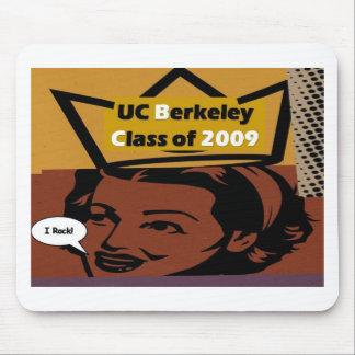 Berkeley Grad 2009 Mouse Pad