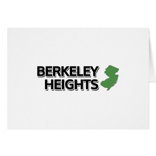 Berkeley Heights, New Jersey Greeting Cards