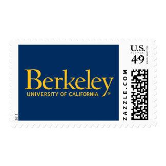 Berkeley Logo - Gold Postage Stamps