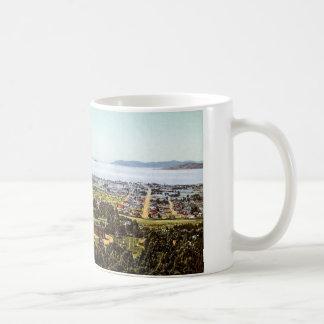Berkeley San Francisco California Classic White Coffee Mug