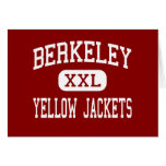 Berkeley - Yellow Jackets - High - Berkeley Cards