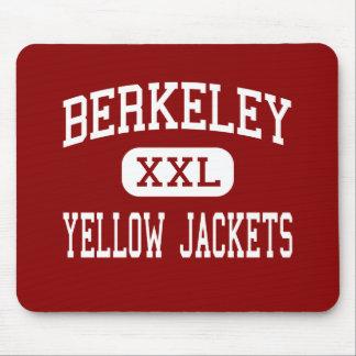 Berkeley - Yellow Jackets - High - Berkeley Mouse Pad