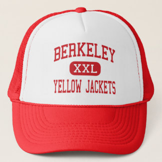 Berkeley - Yellow Jackets - High - Berkeley Trucker Hat
