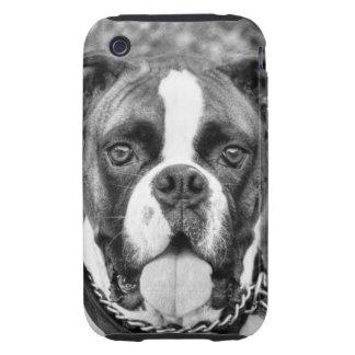Berkely the Boxer iPhone 3 Tough Case