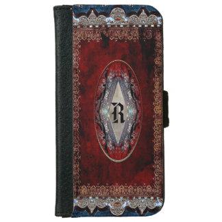 Berkley Blaine II Old Book Style iPhone 6 Wallet Case