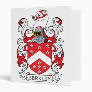 Berkley Family Crest Binder