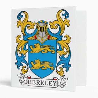 Berkley Family Crest Binders